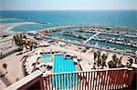 Tel Aviv Marina, Tel Aviv, Israel, Middle East