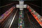Catedral Metropolitana (Metropolitan Cathedral), Rio de Janeiro, Brazil, South America