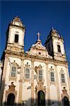 Igreja da Ordem Terceira do Carmo church in Pelourinho, UNESCO World Heritage Site, Salvador (Salvador de Bahia), Bahia, Brazil, South America