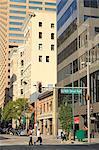 Stout Street, Denver, Colorado, United States of America, North America