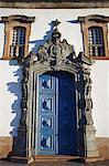 Sanctuary of Bom Jesus de Matosinhos, UNESCO World Heritage Site, Congonhas, Minas Gerais, Brazil, South America