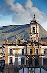 Museu da Inconfidencia, Ouro Preto, UNESCO World Heritage Site, Minas Gerais, Brazil, South America