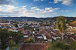 View of Mariana, Minas Gerais, Brazil, South America