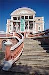 Teatro Amazonas (Opera House), Manaus, Amazonas, Brazil, South America