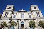 Cathedral in Plaza Pedro Murillo, La Paz, Bolivia, South America