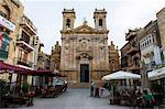 The old town of Rabat (Victoria), Gozo, Malta, Europe