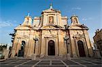 St. Paul church, Rabat, Malta, Europe