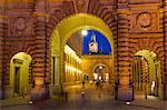 Riksdagshuset at night, Stockholm, Sweden, Scandinavia, Europe