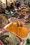 Market stall, Dakshinkali Shrine, Kathmandu Valley, Nepal, Asia