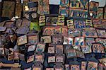 Souvenirs for sale, Zege Peninsula, Lake Tana, Ethiopia, Africa