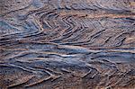 View of landscape from above, Port Hedland, Western Australia, Australia