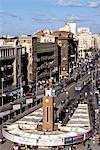 Main Train Station Downtown Alexandria, Egypt