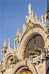San Marco church, the façade