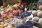 farmers's market in Italy