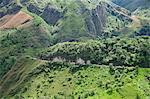 Mountain Road near Tierradentro, Colombia, South America