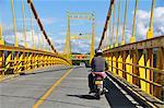 Bridge over the Rio Cauca, Santa Fe de Antioquia, Colombia, South America