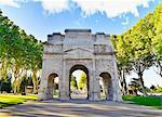 France, Provence, Orange, Triumphal Arch