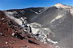 Volcan Cerro Negro, Leon, Nicaragua, Central America