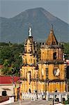 Iglesia de la Recoeccion, Leon, Nicaragua, Central America