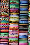 Souvenir Bracelets in Market, Granada, Nicaragua, Central America