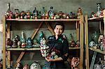 Valentin Lopez Ceramics, San Juan de Oriente, Nicaragua, Central America