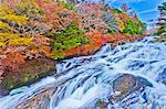 Ryuzu Waterfall, Tochigi Prefecture