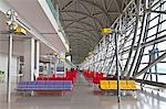 Kansai International Airport departure lounge