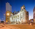 Centro, Floriano square, the City Hall