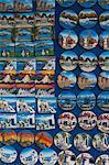 fridge magnets, Rhodes old town