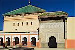 Zaouia Sidi Bel Abbes, Medina, Marrakesh, Morocco, North Africa, Africa