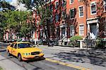 University Place, Greenwich Village, West Village, Manhattan, New York City, United States of America, North America