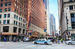 Theatre District, The Loop, Chicago, Illinois, United States of America, North America