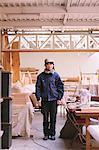 Craftsman Standing