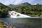 Norway Hellesylt - Geiranger North Europe travel destination