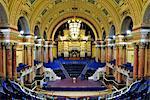 Europe, England, West Yorkshire, Leeds, Leeds Town Hall