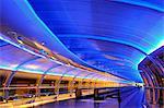 Europe, England, Lancashire, Manchester, Airport Terminal