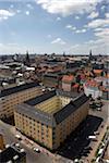 Condo houses in Copenhagen, Denmark