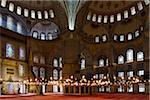 Turkey, Marmara, Istanbul, Blue Mosque (Sultan Ahmed Mosque)