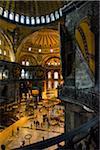 Turkey, Marmara, Istanbul, Sultanahmet, Hagia Sophia (Ayasofya)
