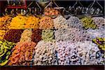 Turkey, Marmara, Istanbul, Spice Bazaar (Misir Carsisi) in Eminonu