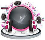Loudspeaker And Clubbing