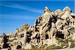 Turkey, Central Anatolia, Cappadocia, Rock Formations