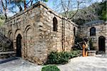 Turkey, Aegean Region, Ephesus, House of the Virgin Mary