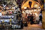 Turkey, Marmara, Istanbul, Grand Bazaar, Shops