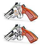 Guns, computer artwork.