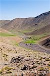 Berber village, Oukaimeden, High Atlas Mountains, Morocco, North Africa, Africa