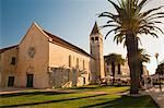 Church and Monastery of St. Dominic, Trogir Old Town, UNESCO World Heritage Site, Dalmatian Coast, Croatia, Europe