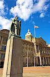 Council House, Victoria Square, Birmingham, West Midlands, England, United Kingdom, Europe