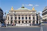 Opera Garnier, Paris, France, Europe
