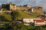 Fort George, St. George's, Grenada, Windward Islands, West Indies, Caribbean, Central America
